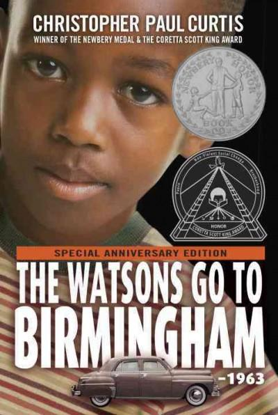 The Watsons Go to Birmingham -1963 (Paperback)