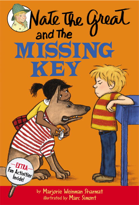 Nate the Great and the Missing Key (Paperback)