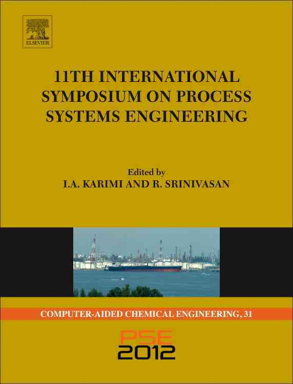 11th International Symposium on Process Systems Engineering