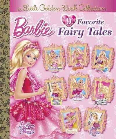 Barbie 9 Favorite Fairy Tales (Hardcover)
