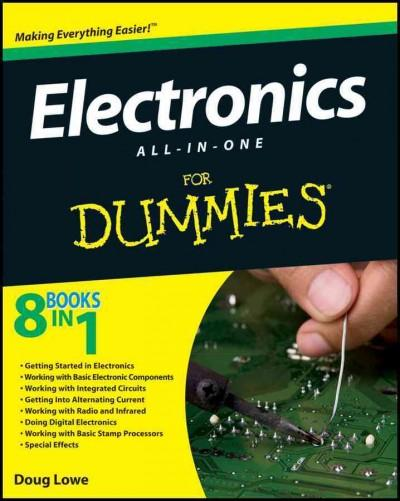 Electronics All-in-One for Dummies (Paperback)