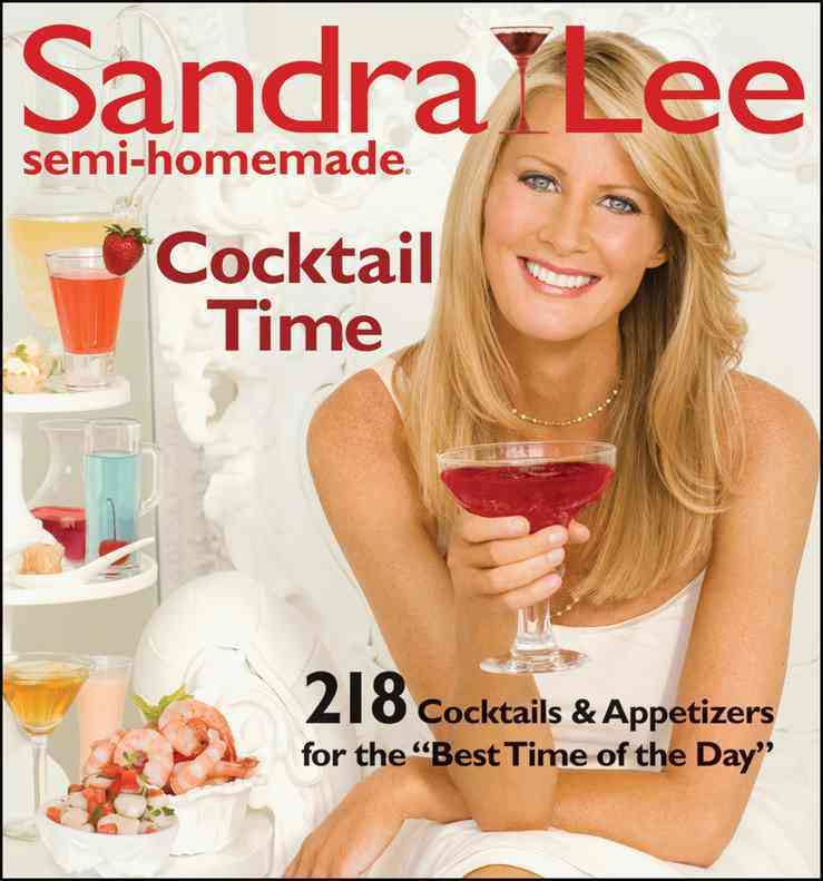 Sandra Lee Semi-Homemade Cocktail Time (Paperback)
