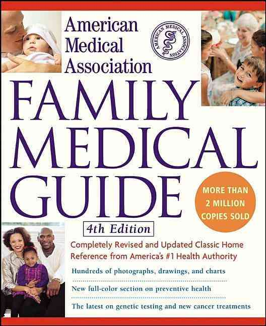 American Medical Association Family Medical Guide (Hardcover)