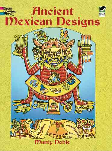 Ancient Mexican Designs (Paperback)