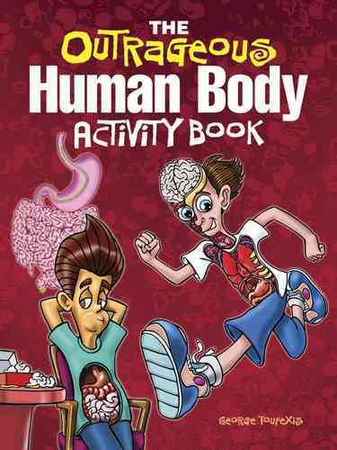 The Outrageous Human Body Activity Book (Paperback)