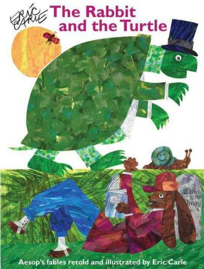 The Rabbit And The Turtle: Aesop's Fables (Hardcover)