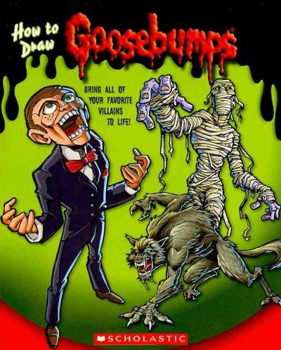 How to Draw Goosebumps (Paperback)