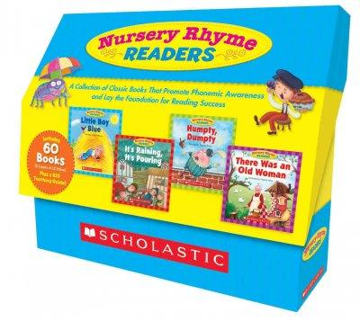 Nursery Rhyme Readers: A Collection of Classic Books That Promote Phonemic Awareness and Lay the Foundation for Reading Success