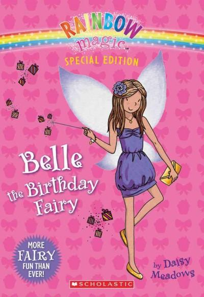 Belle the Birthday Fairy (Paperback)