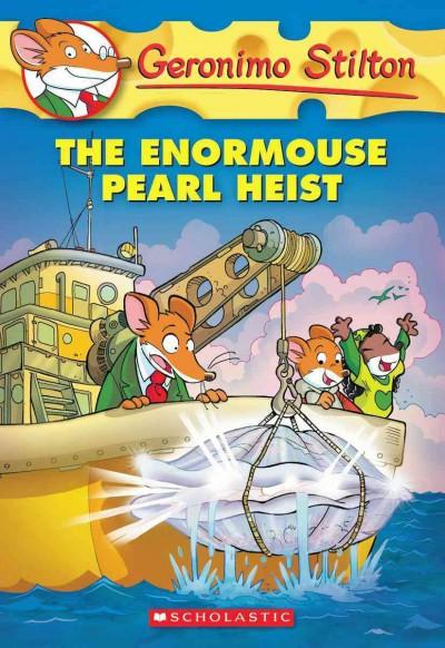 The Enormouse Pearl Heist (Paperback)