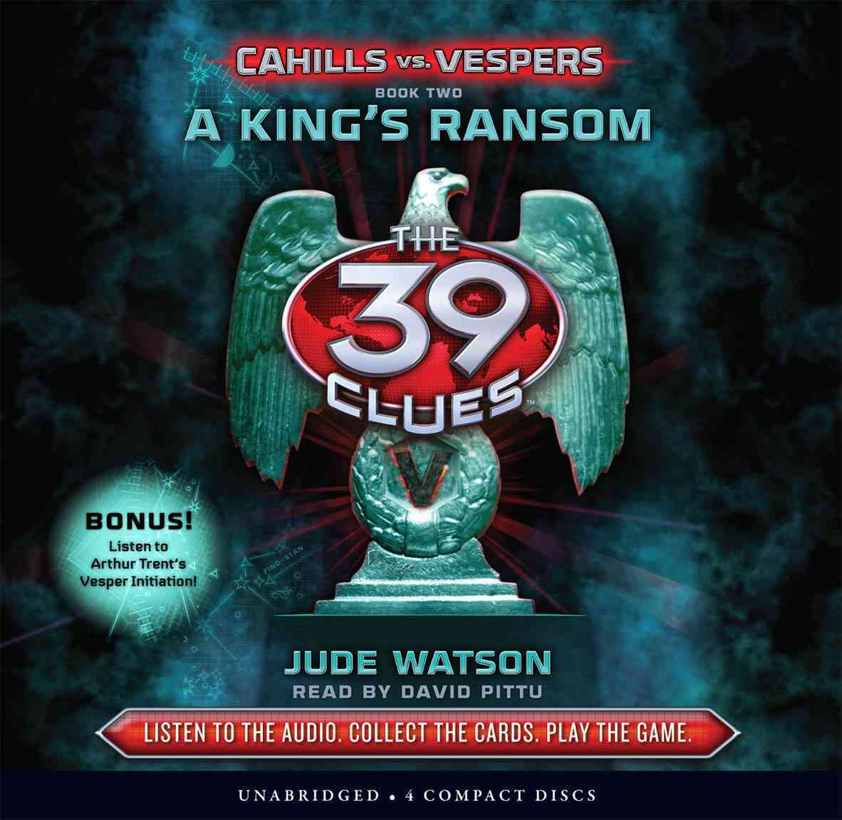 A King's Ransom: Library Edition (CD-Audio)