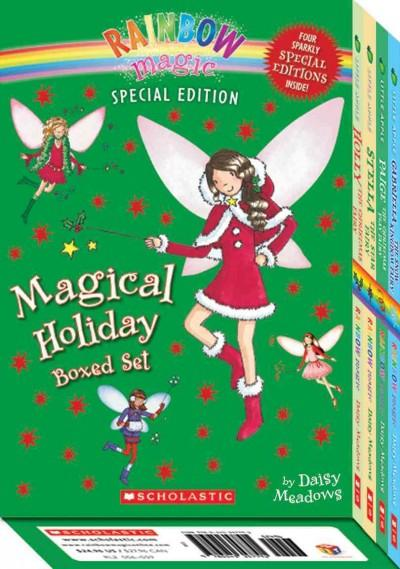 Magical Holiday Boxed Set: Gabriella the Snow Kingdome Fairy / Paige the Christmas Play Fairy / Holly the Chrtmas... (Paperback)