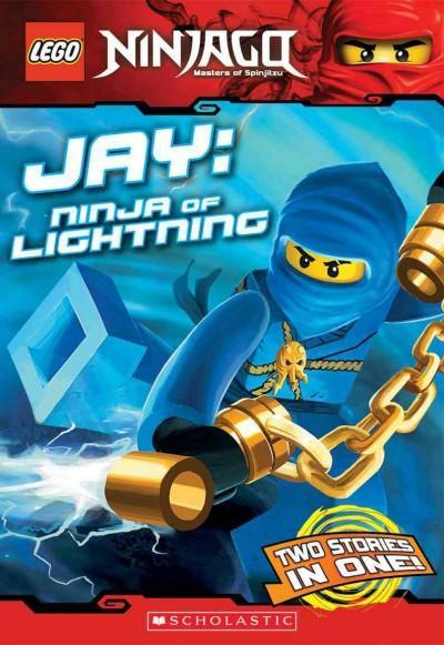 Jay: Ninja of Lightning (Paperback)