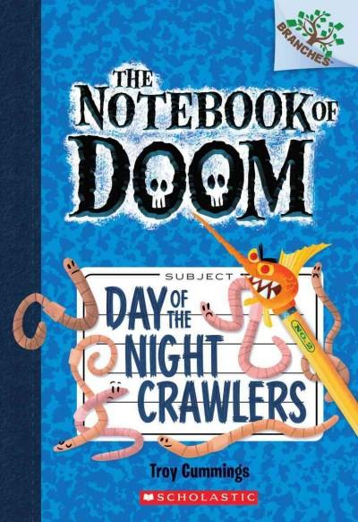 Day of the Night Crawlers (Paperback)