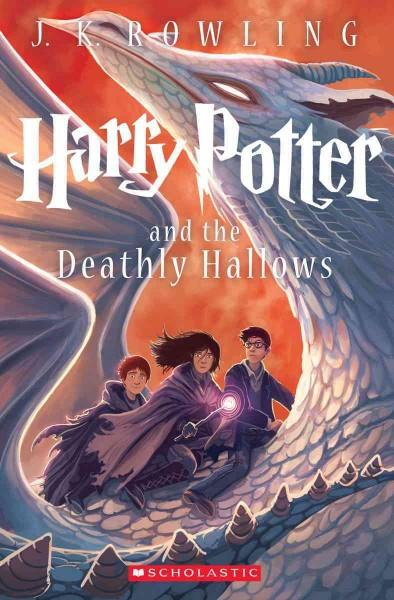 Harry Potter and the Deathly Hallows (Paperback)