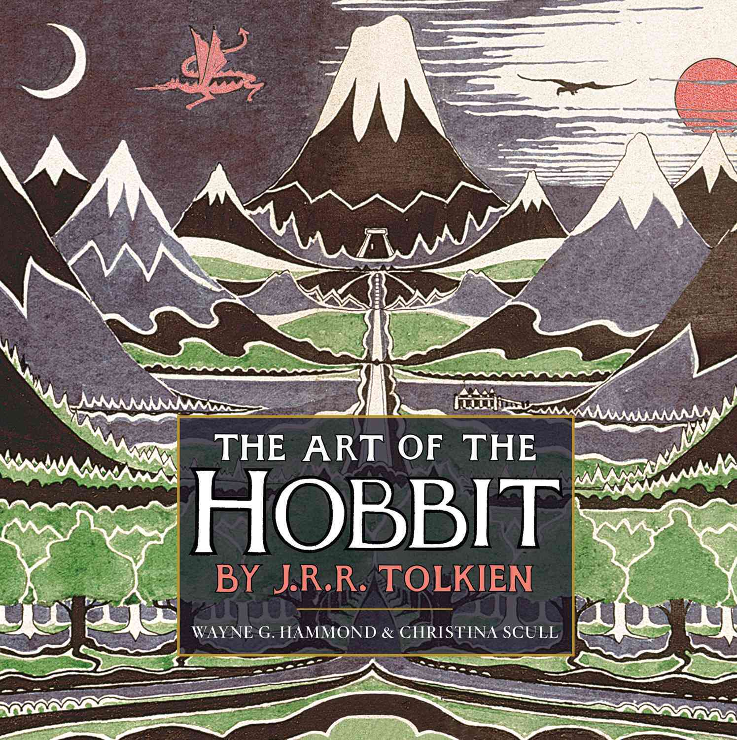 The Art of the Hobbit (Hardcover)