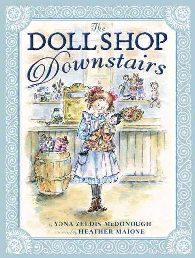 The Doll Shop Downstairs (Hardcover)