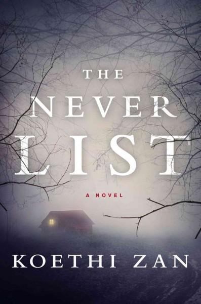 The Never List (Hardcover)