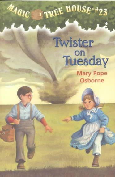 Twister on Tuesday (Paperback)