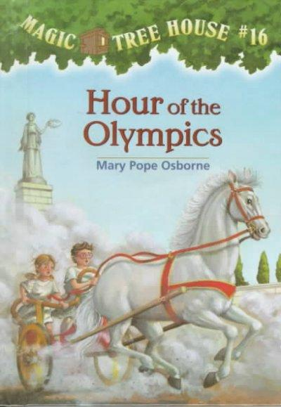 Hour of the Olympics (Hardcover)