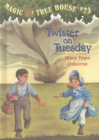 Twister on Tuesday (Hardcover)