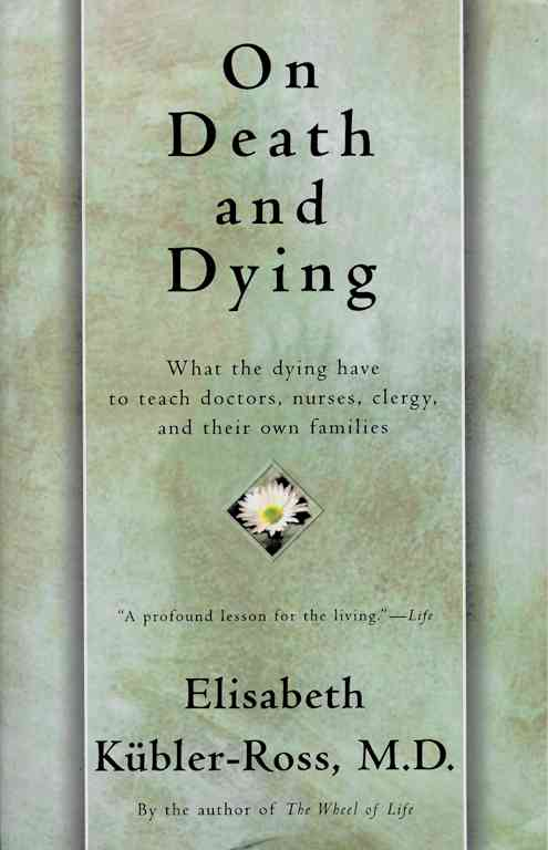 On Death and Dying (Paperback)