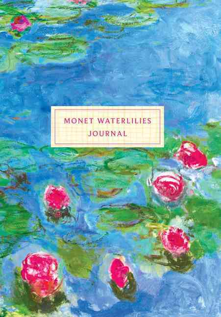 Monet Waterlilies Pocket Journal (Notebook / blank book)