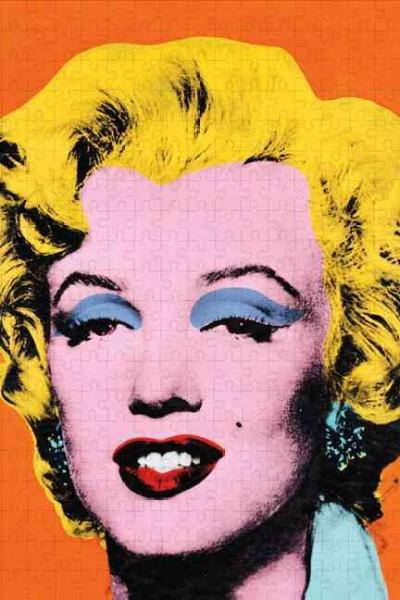 Andy Warhol Marilyn 300 Piece Jigsaw Puzzle (General merchandise)