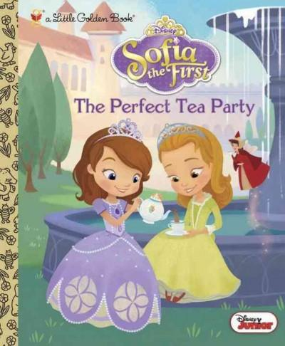 The Perfect Tea Party (Hardcover)