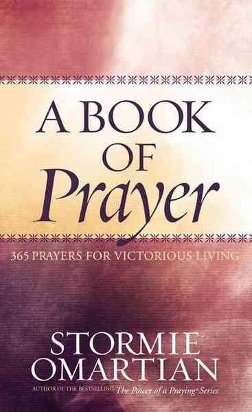 A Book of Prayer (Hardcover)