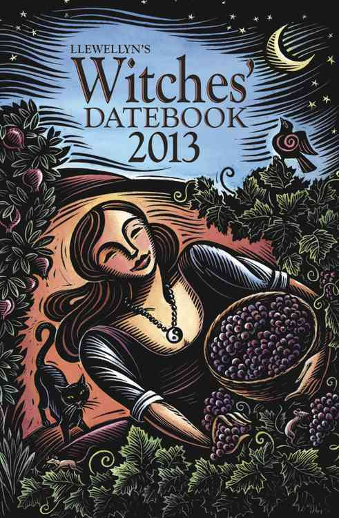 Llewellyn's Witches' Datebook 2013