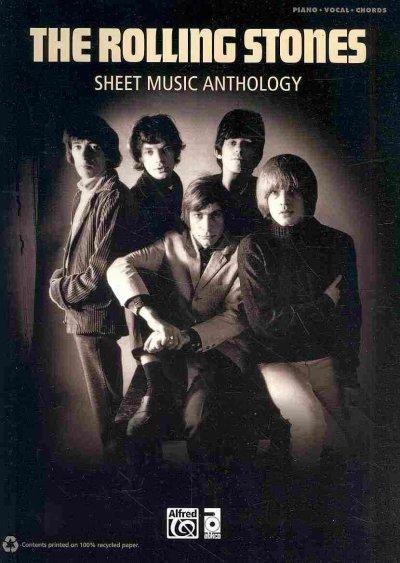 The Rolling Stones Sheet Music Anthology: Piano/ Vocal/ chords (Paperback)