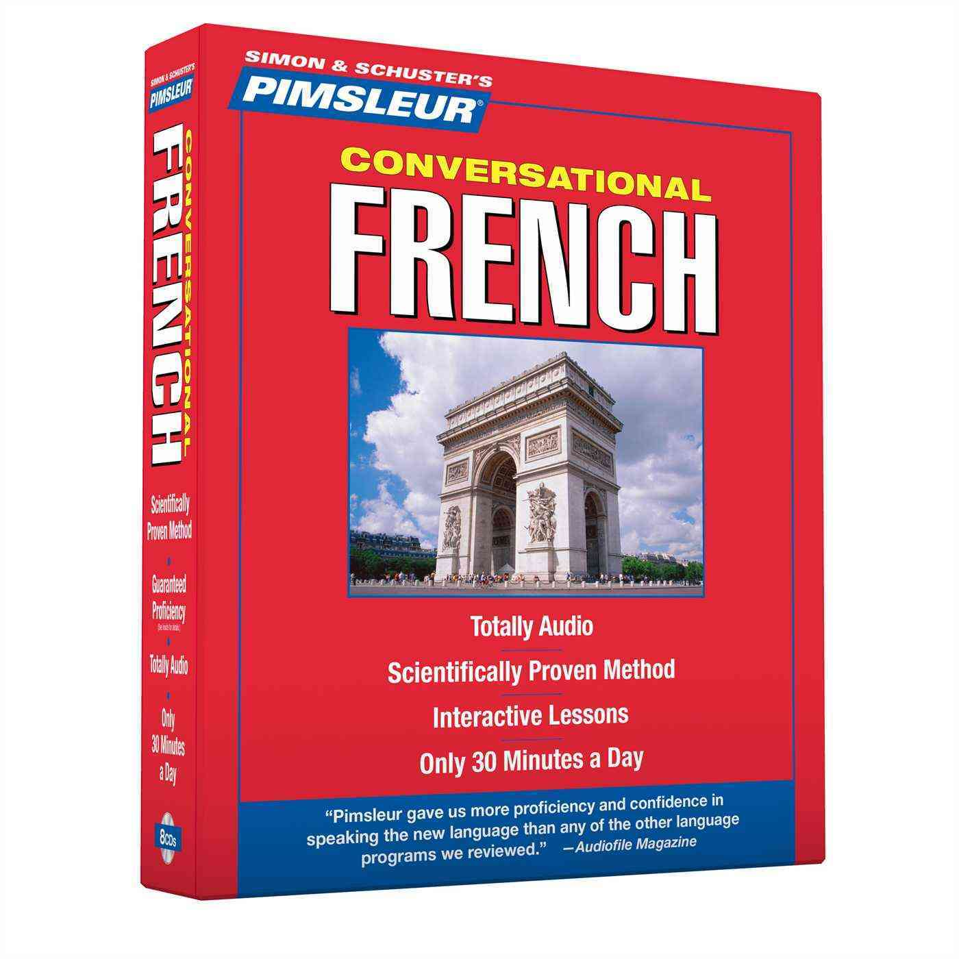 Conversational French (CD-Audio)
