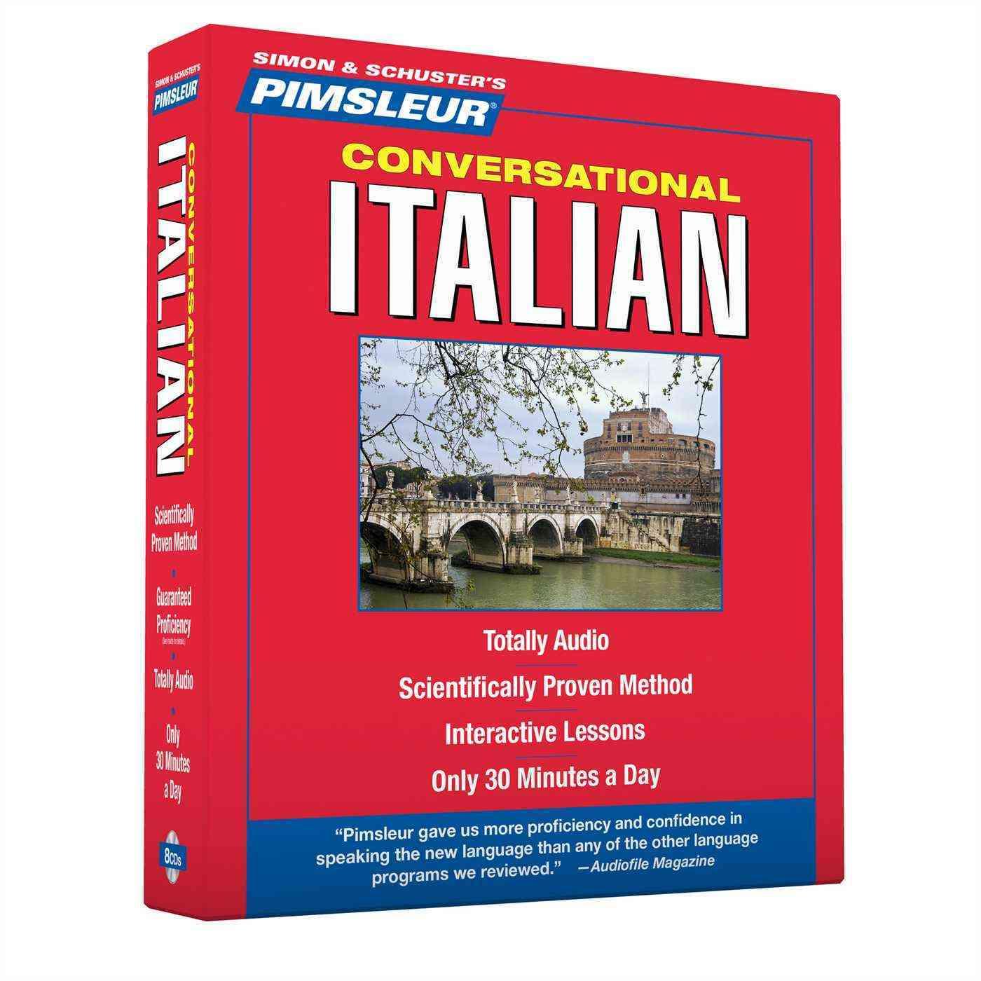 Pimsleur Conversational Italian (CD-Audio)