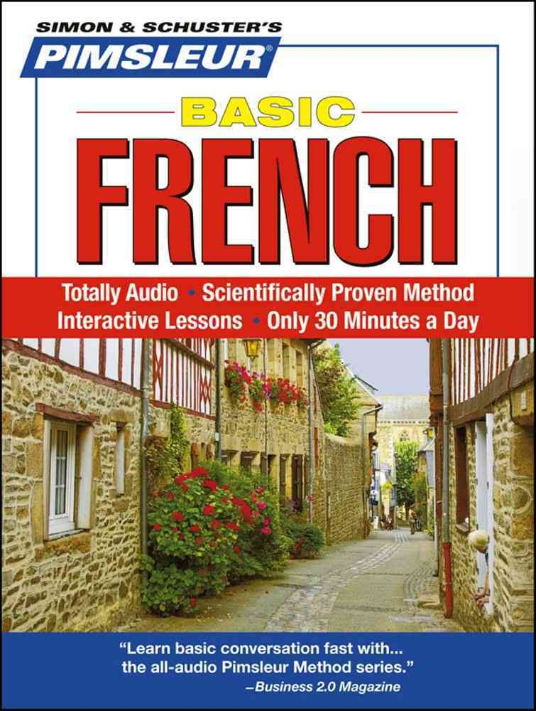Pimsleur Basic French (CD-Audio)