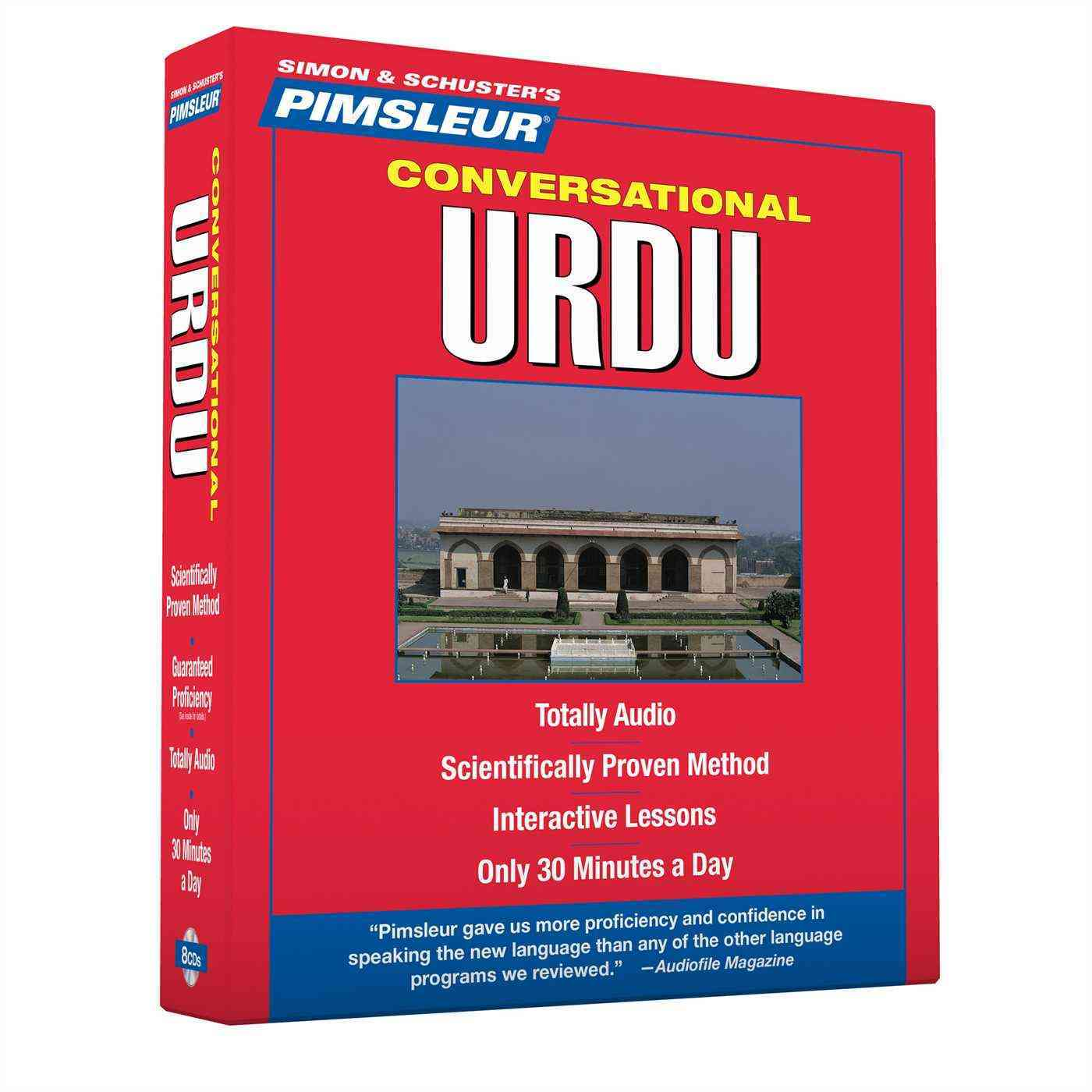 Urdu, Conversational: Totally Audio, Scientifically Proven Method, Interactive Lessons, Only 30 Minutes a Day (CD-Audio)