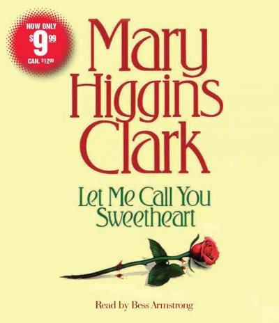 Let Me Call You Sweetheart (CD-Audio)