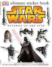 Star Wars: Revenge of the Sith Ultimate Sticker Book (Paperback)