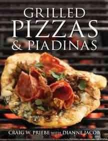 Grilled Pizzas & Piadinas (Hardcover)