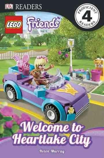 Lego Friends Welcome to Heartlake City (Paperback)