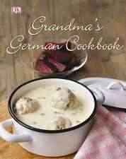 Grandma's German Cookbook (Hardcover)