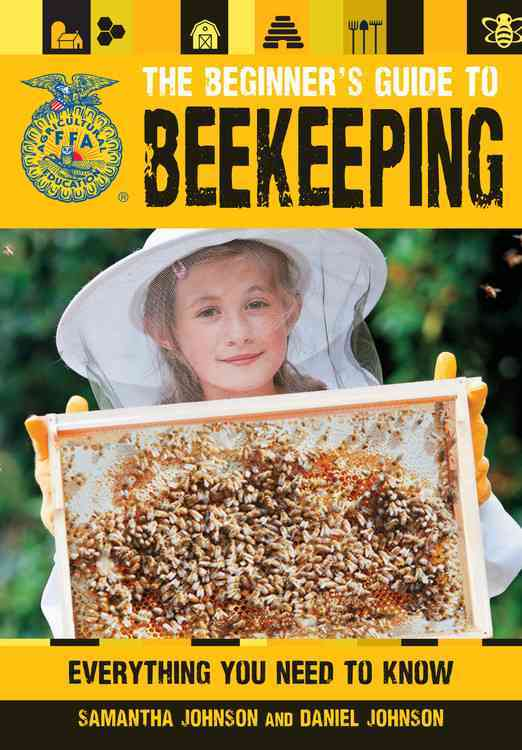 The Beginner's Guide to Beekeeping (Paperback)