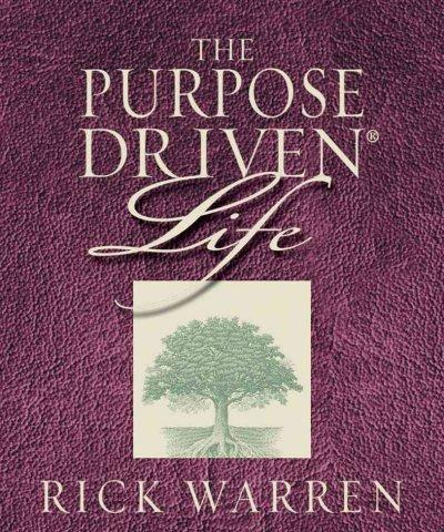 The Purpose Driven Life: What on Earth Am I Here For? (Hardcover)