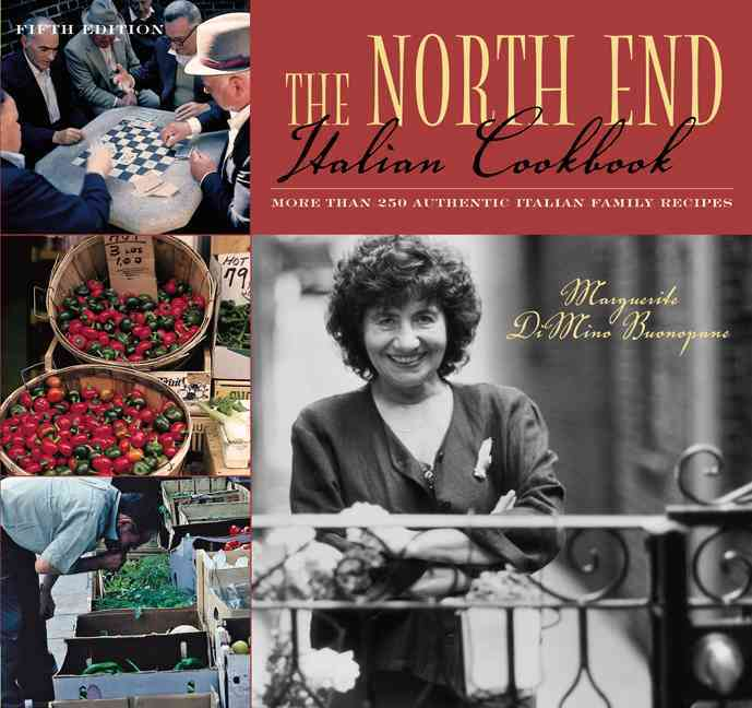 The North End Italian Cookbook(Paperback / softback)