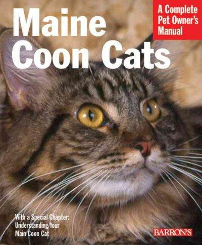 Maine Coon Cats (Paperback)