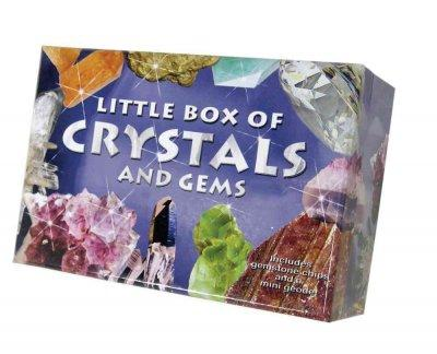 Little Box of Crystals and Gems (Hardcover)