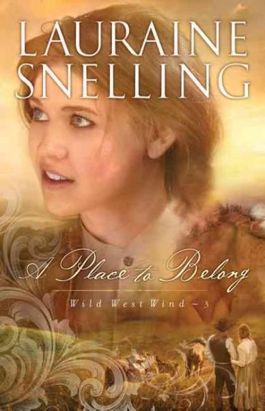 A Place to Belong (Paperback)