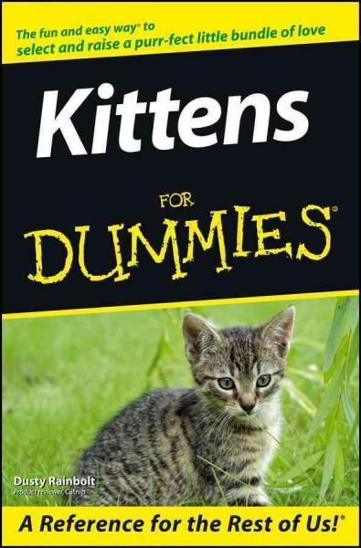 Kittens for Dummies (Paperback)