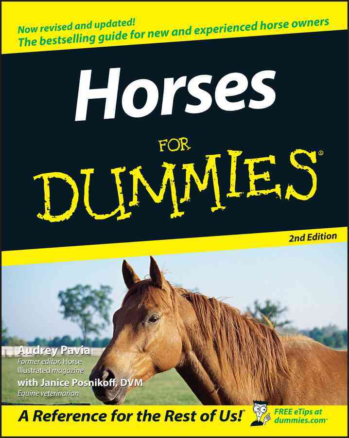 Horses For Dummies (Paperback)