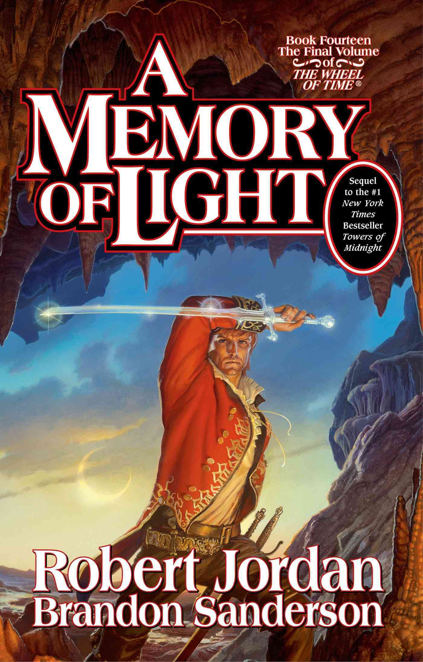 A Memory of Light (Leather-Bound Edition)
